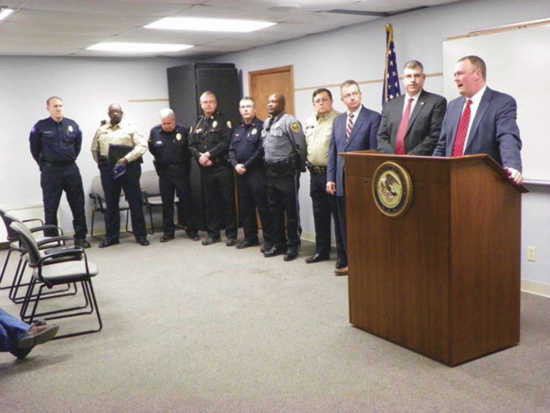Local News: 83 Dunklin and Pemiscot Co  residents charged in
