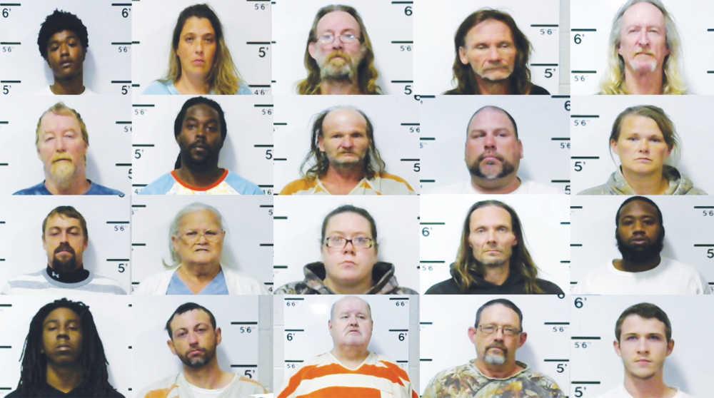 Local News: 27 arrested in Dunklin County drug raid (12/12/16