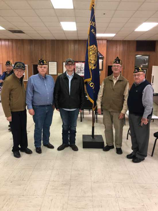 Local News: Ray to attend Youth Cadet Program sponsored by